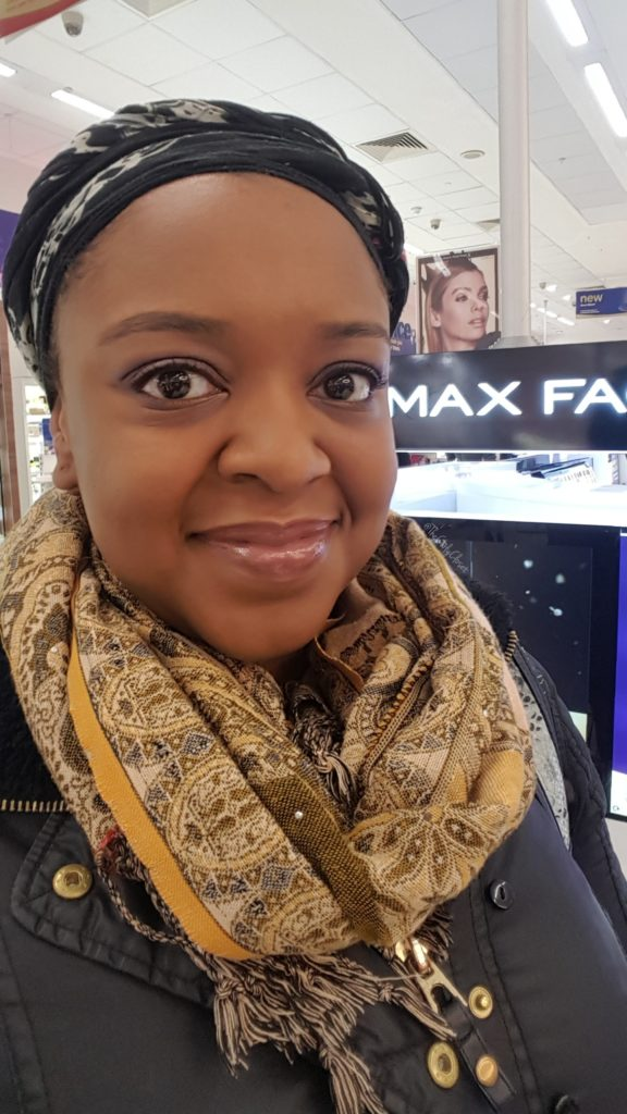 max factor Healthy Skin Harmony foundation 95 Tawny